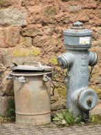 Eimer & Hydrant